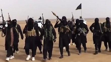 Phiến quân IS. Ảnh: AFP