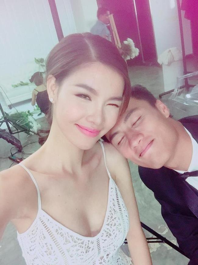 Kỳ Hân hé lộ hậu trường chụp ảnh cưới với Mạc Hồng Quân - Ảnh 2.