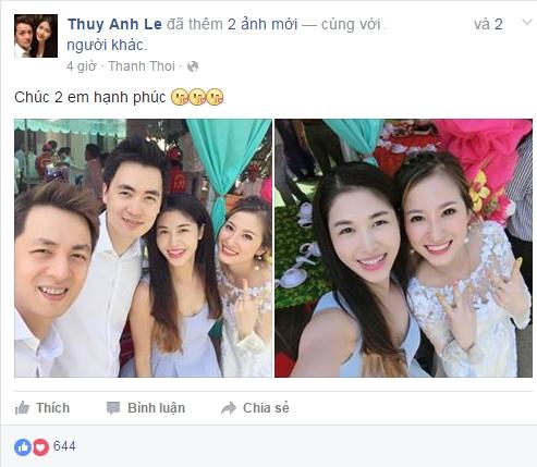 Lộ ảnh đám cưới bất ngờ của Đăng Nguyên (em trai Đăng Khôi) và bạn gái - Ảnh 1.