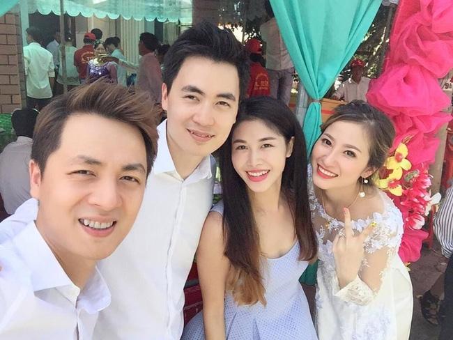 Lộ ảnh đám cưới bất ngờ của Đăng Nguyên (em trai Đăng Khôi) và bạn gái - Ảnh 3.