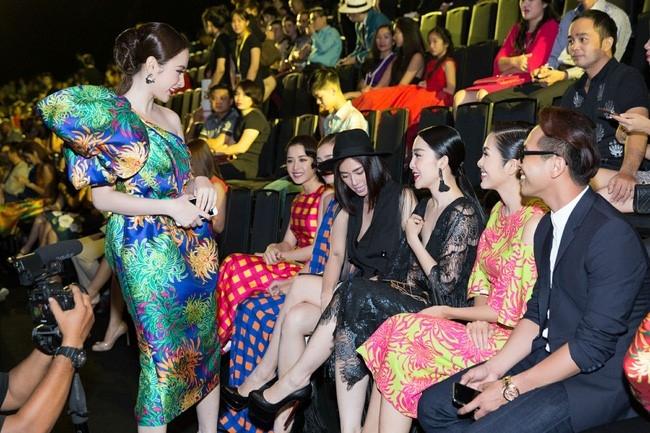 Ngo Thanh Van: 'Toi khong ghet Angela Phuong Trinh' hinh anh 1