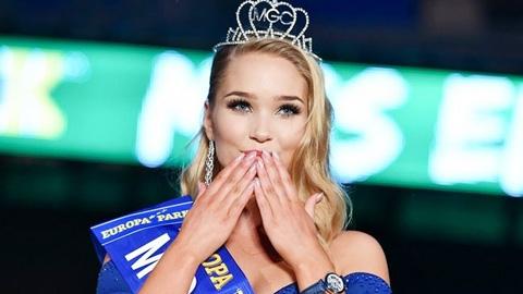 Người đẹp Iceland đăng quang Hoa hậu EURO 2016