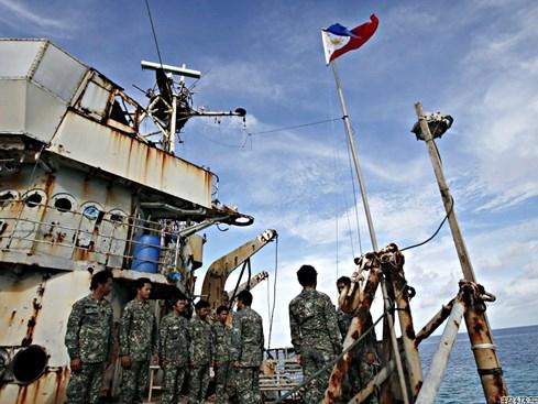 Trung Quốc bất ngờ nhượng bộ Philippines ở bãi cạn Scarborough - ảnh 2