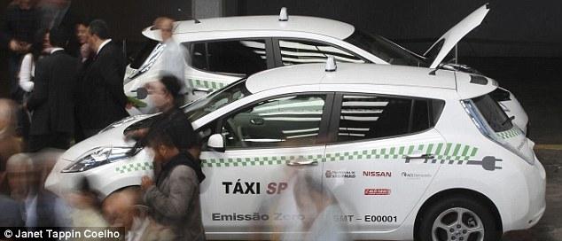 Brazil: Bắt taxi, nữ du khách người Anh bị tài xế cưỡng hiếp dã man - Ảnh 1.