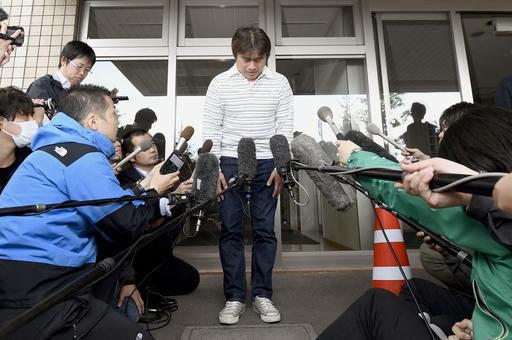 Cậu bé Nhật bị bỏ rơi nói đã tha thứ cho cha