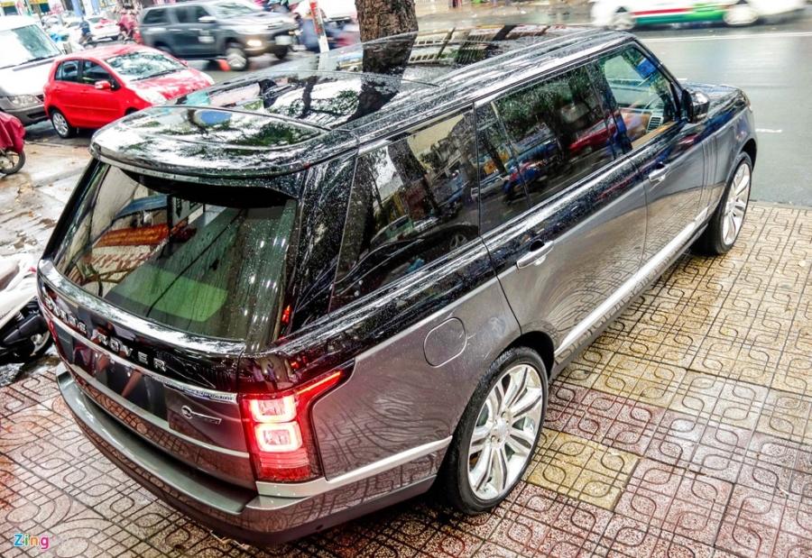 Chi tiet SUV dat nhat Viet Nam Range Rover SVAutobiography hinh anh 4