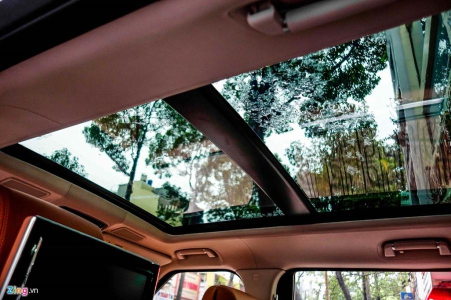 Chi tiet SUV dat nhat Viet Nam Range Rover SVAutobiography hinh anh 7