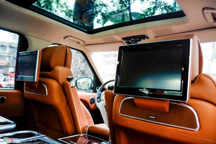 Chi tiet SUV dat nhat Viet Nam Range Rover SVAutobiography hinh anh 9