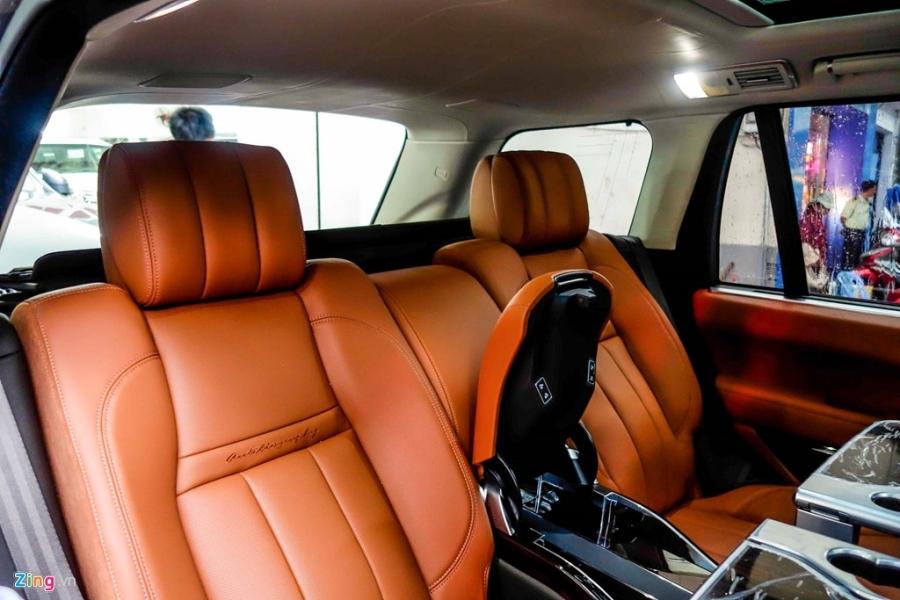 Chi tiet SUV dat nhat Viet Nam Range Rover SVAutobiography hinh anh 10