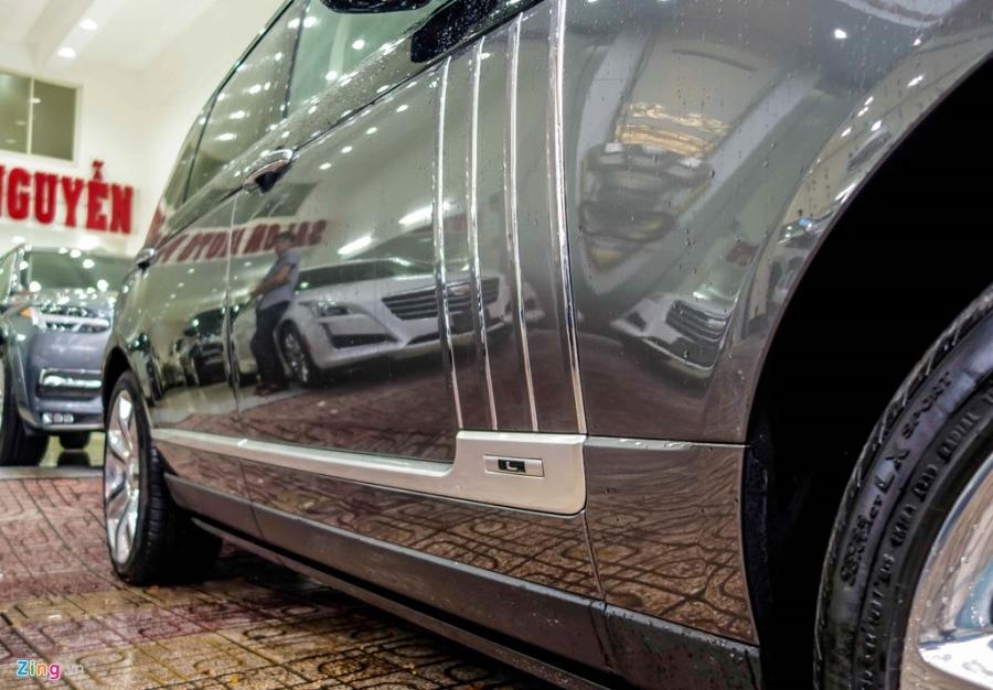 Chi tiet SUV dat nhat Viet Nam Range Rover SVAutobiography hinh anh 15