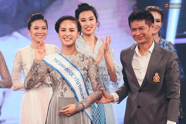 Diệu Ngọc xuất sắc đăng quang Hoa khôi Áo dài Việt Nam 2016 - Ảnh 5.