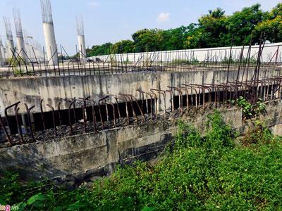 Hàng loạt siêu dự án ì ạch chênh vênh giữa Hà Nội