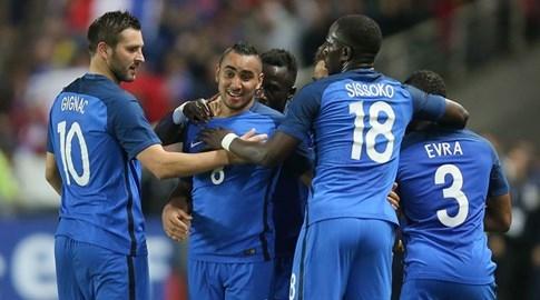 Hãy đặt cược cửa Pháp vô địch EURO 2016 - ảnh 1