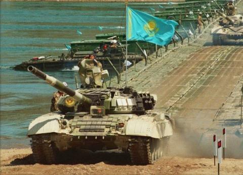 Kazakhstan bat tay Tho Nhi Ky,khong ne mat Nga