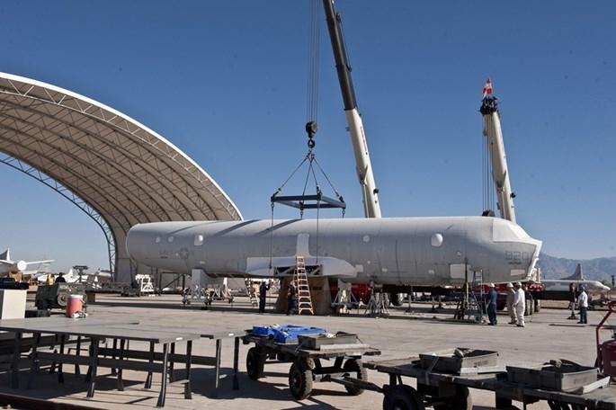 Lockheed Martin phục hồi và tân trang máy bay P-3 Orion như thế nào - ảnh 4