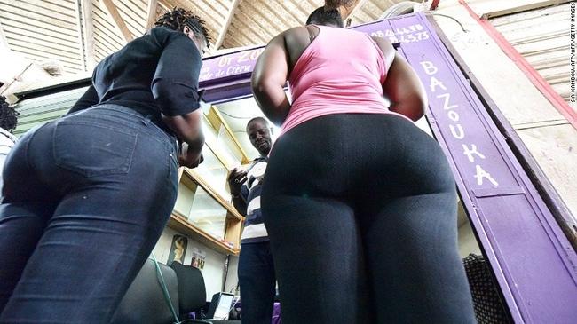 Ở châu lục nghèo nhất thế giới, người ta đang thi nhau đi nâng mông - Ảnh 3.