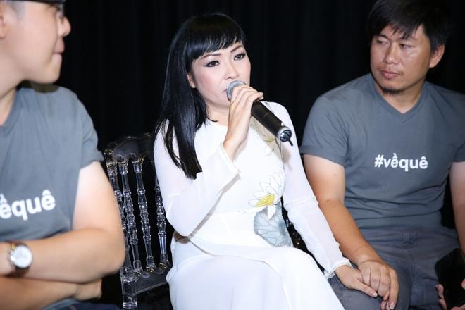 Phương Thanh tự nhận mình là ca sĩ triển vọng - Ảnh 2.