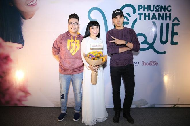 Phương Thanh tự nhận mình là ca sĩ triển vọng - Ảnh 4.