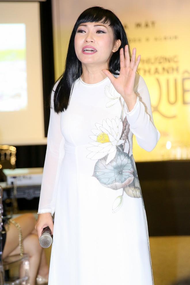 Phương Thanh tự nhận mình là ca sĩ triển vọng - Ảnh 5.