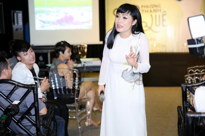 Phương Thanh tự nhận mình là ca sĩ triển vọng - Ảnh 6.