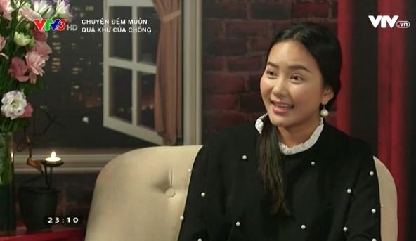 Phan Như Thảo trong cuộc trò chuyện về quá khứ của chồng với đạo diễn Lê Hoàng.