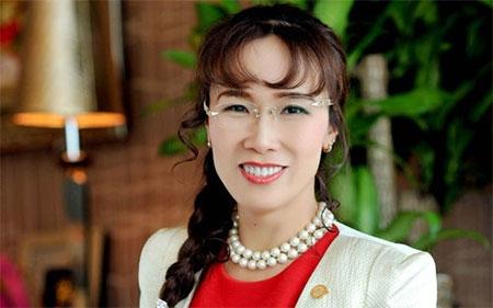 Quyền lực, phụ nữ quyền lực, Sovico, Nguyễn Thị Phương Thảo, VietJet