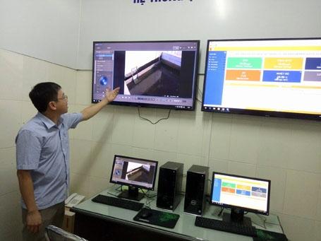 Sau khi thiết bị kiểm soát tự động chất khí thải này hoàn thành việc lắp đặt, các thông số được lấy từ thiết bị này sẽ được kết nối trực tiếp tới Trung tâm quan trắc tự động của Sở TN-MT thông qua một hệ thống phần mềm hiện đại.