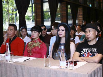 Nguyễn Hưng làm giám khảo cùng Phương Thanh, Trang Nhung