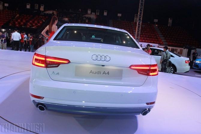 Audi A4 2016 chốt giá 1,65 tỉ đồng, hâm nóng cuộc chiến xe sang - ảnh 3