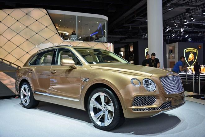 Bentley Bentayga - SUV sang nhat the gioi co gi dac biet hinh anh 1