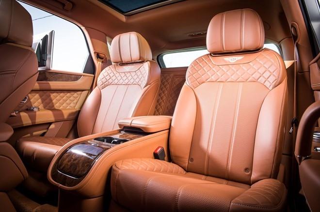 Bentley Bentayga - SUV sang nhat the gioi co gi dac biet hinh anh 4