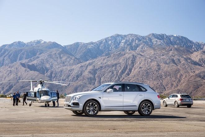 Bentley Bentayga - SUV sang nhat the gioi co gi dac biet hinh anh 6