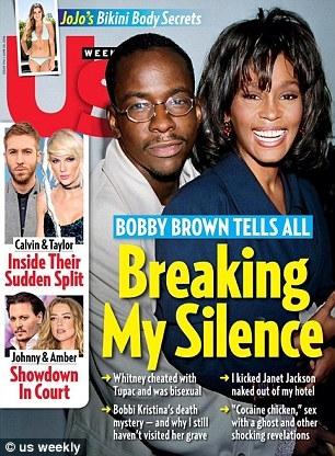 Chồng cũ tiết lộ gây sốc: Whitney Houston yêu bạn đồng giới