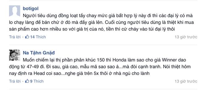 Co nen mua Honda Winner 150? hinh anh 2