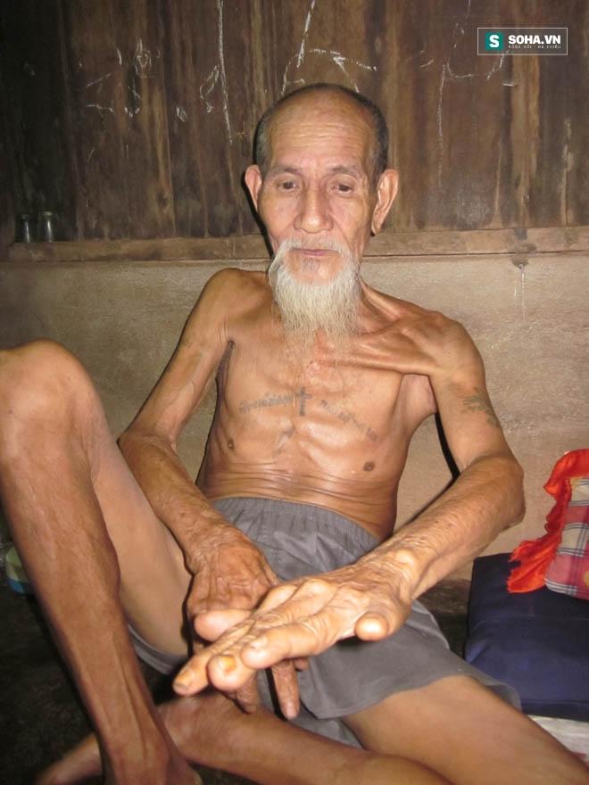 Cuộc sống ẩn dật trong nghèo khổ của giang hồ khét tiếng Sài Gòn - Ảnh 1.