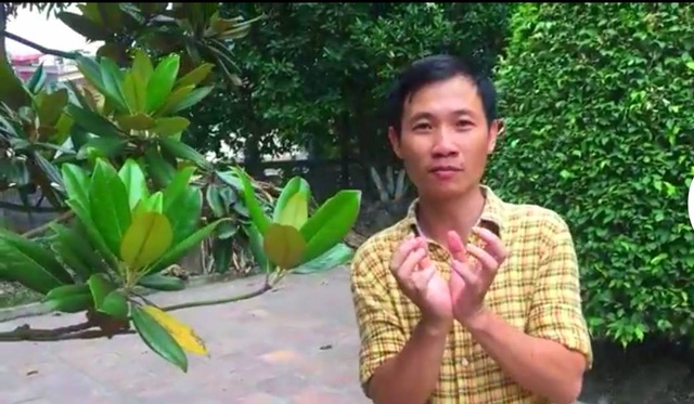 Nhà nghiên cứu Nguyễn Quang Long