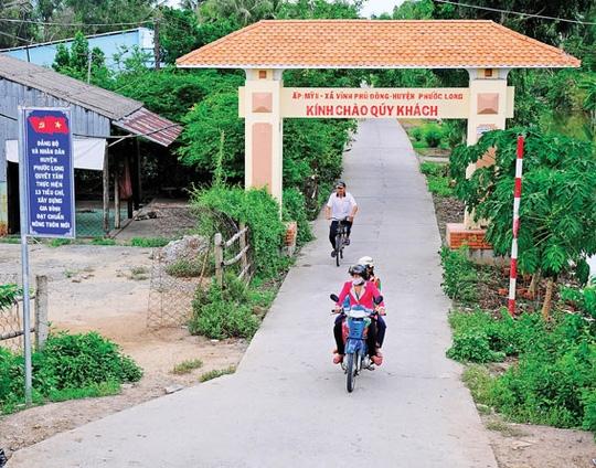 Sau thời gian nôn nóng xây dựng nông thôn mới, huyện Phước Long đang gánh số nợ hàng trăm tỉ đồng