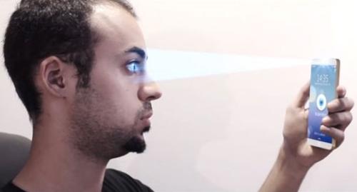 Galaxy Note 7 sử dụng công nghệ quét võng mạc - 1