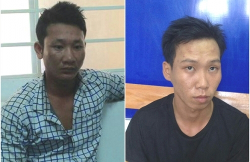 Hai tên cướp ép xe, thay nhau hiếp dâm một phụ nữ 50 tuổi - Ảnh 1