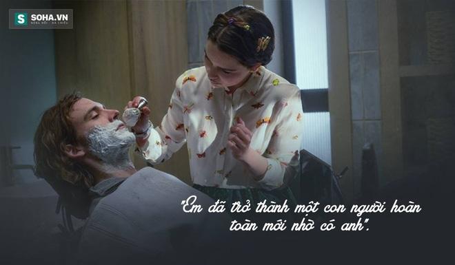 Me Before You: Chuyện tình đẹp tê tái được dệt lên từ vật chất - Ảnh 7.