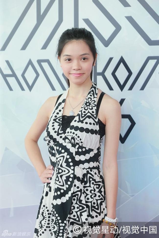 Nhan sắc ứng viên Hoa hậu Hồng Kông 2016 lại bị chê bai hết lời - Ảnh 6.