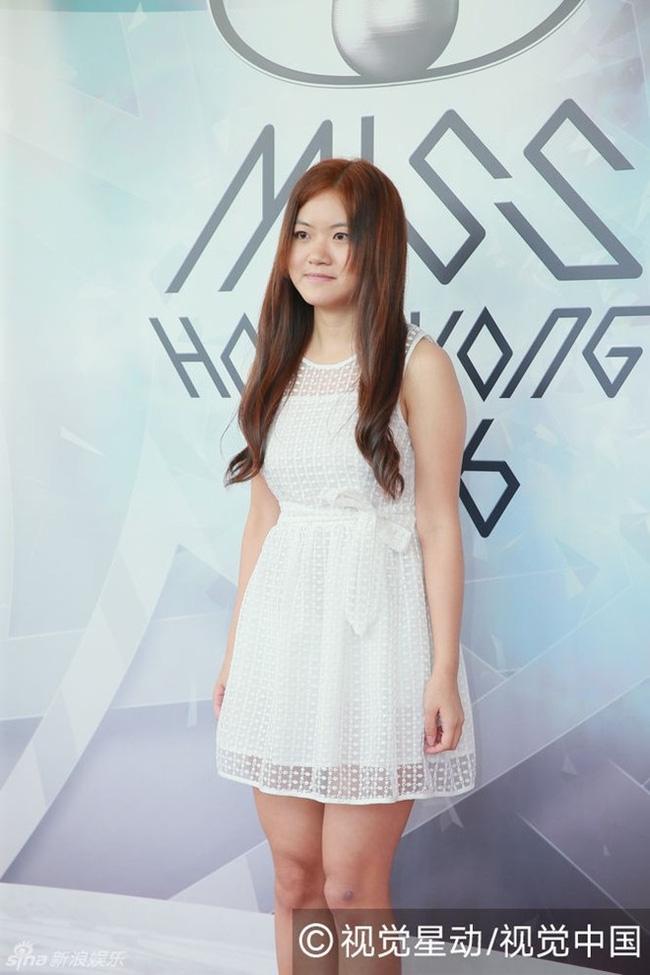Nhan sắc ứng viên Hoa hậu Hồng Kông 2016 lại bị chê bai hết lời - Ảnh 7.