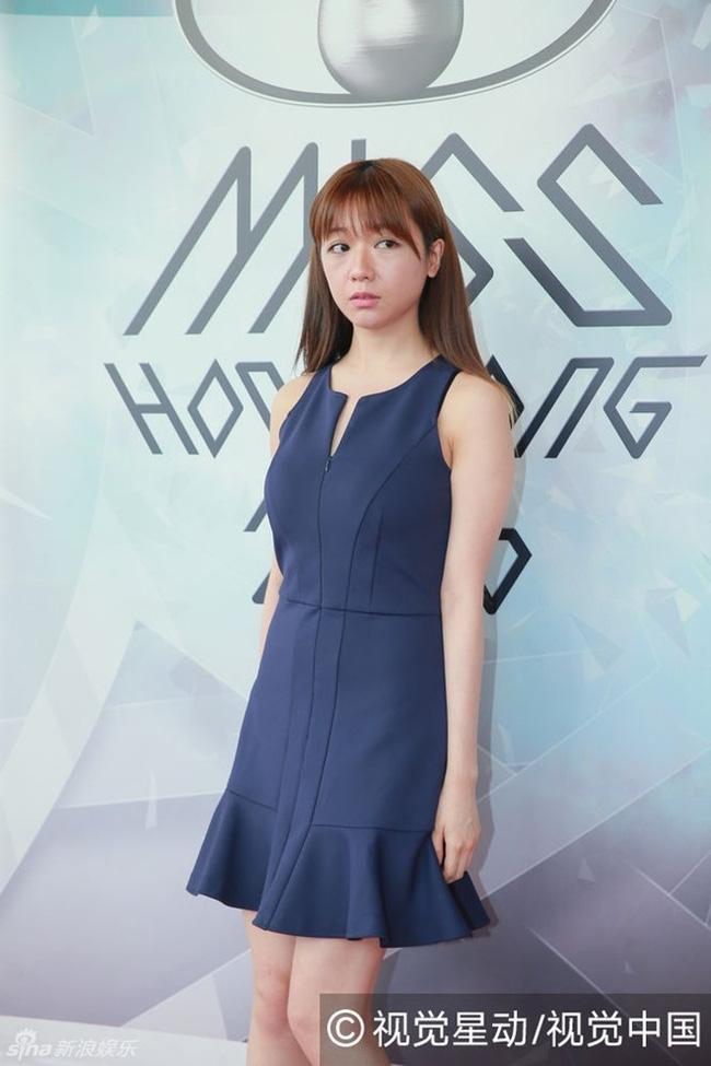 Nhan sắc ứng viên Hoa hậu Hồng Kông 2016 lại bị chê bai hết lời - Ảnh 8.