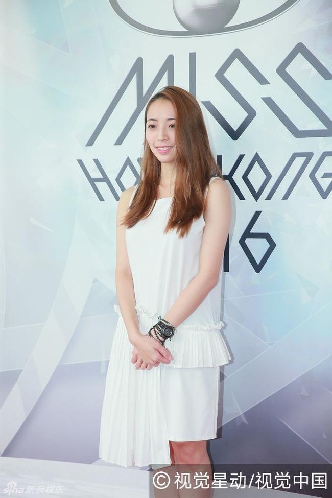 Nhan sắc ứng viên Hoa hậu Hồng Kông 2016 lại bị chê bai hết lời - Ảnh 11.