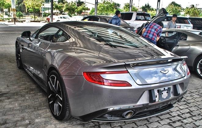 Them sieu xe Aston Martin Vanquish ve Viet Nam hinh anh 3