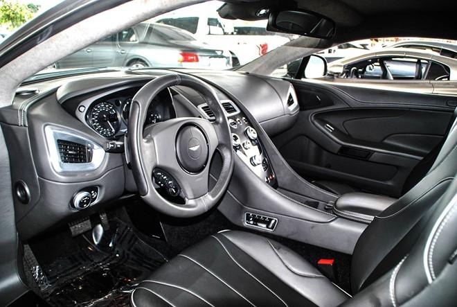 Them sieu xe Aston Martin Vanquish ve Viet Nam hinh anh 7