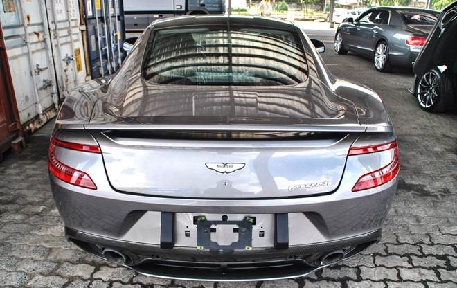 Them sieu xe Aston Martin Vanquish ve Viet Nam hinh anh 9