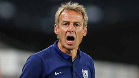 Tiền lương HLV dự Copa America: Klinsmann chỉ kém Dunga