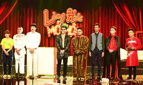 Đội Anh Em nhận nhiều lời chê vì kịch bản diễn hài còn rời rạc ở đêm thi thứ sáu.