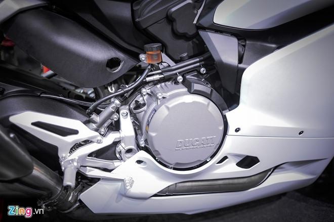 Chi tiet sieu moto Ducati 959 Panigale tai Ha Noi hinh anh 11